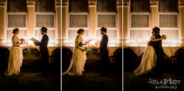 Steampunk Styled Wedding by 1Chapter Photography-26
