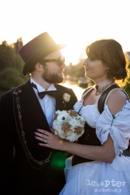 Steampunk Styled Wedding by 1Chapter Photography-35