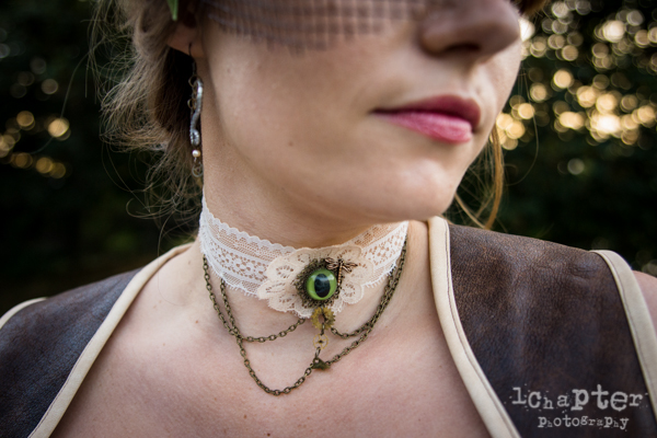 Steampunk Styled Wedding by 1Chapter Photography-43