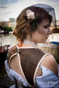 Steampunk Styled Wedding by 1Chapter Photography-45