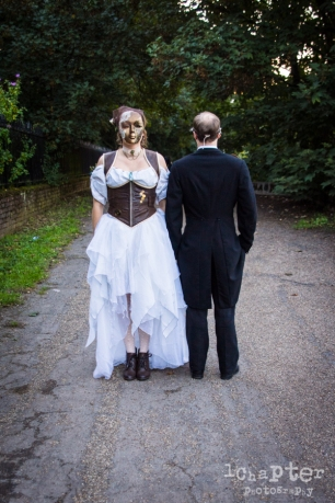 Steampunk Styled Wedding by 1Chapter Photography-53
