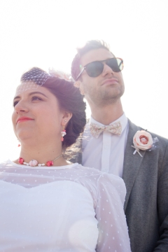 Dotty Vintage Weddings