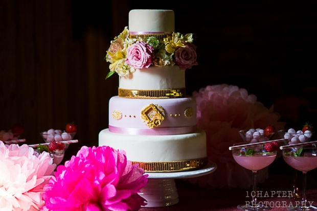 Pink, Gold & Glitter by 1Chapter Photography 10