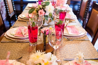 Pink, Gold & Glitter by 1Chapter Photography 26