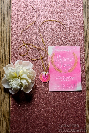 Pink, Gold & Glitter by 1Chapter Photography 49