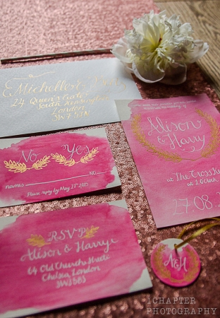 Pink, Gold & Glitter by 1Chapter Photography 50