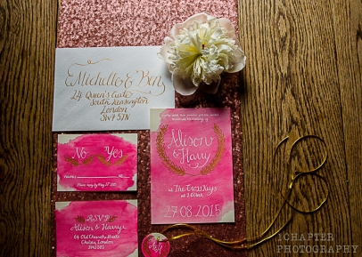 Pink, Gold & Glitter by 1Chapter Photography 51