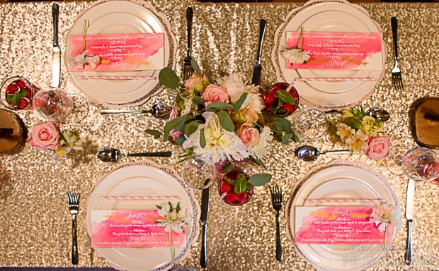 Pink, Gold & Glitter by 1Chapter Photography 59