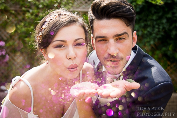 Pink, Gold and Glitter by 1Chapter Photography 84